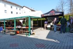 Händler aus dem Landkreis Cham und darüber hinaus boten Anglerbedarf an