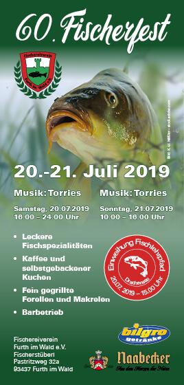 60. Fischerfest Furth im Wald